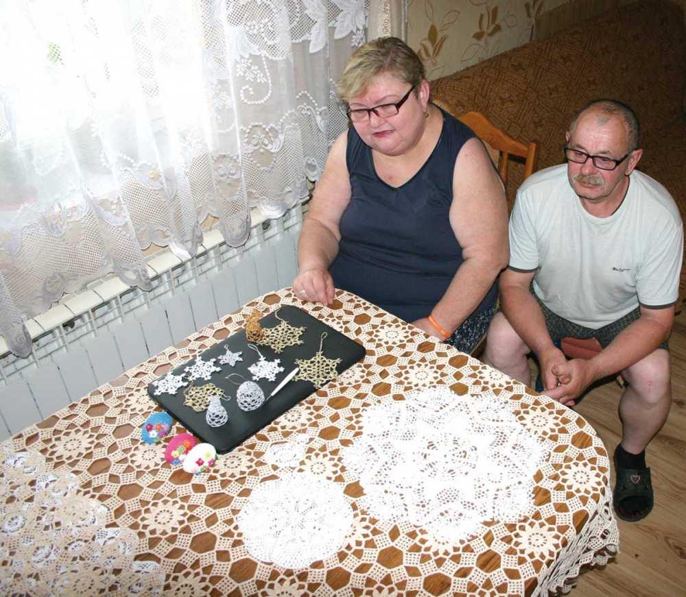 Janina i Sławomir Skupowie
